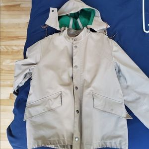 Burberry Rain coat/windbreaker